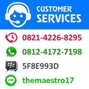 Customer Services - Maestro Course
