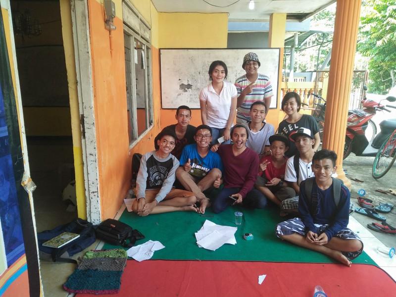 Grammar Class - MAESTRO COURSE Kampung Inggris Kediri